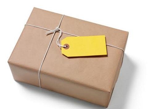 Siuntų gavimas, karantino metu, per paštomatus