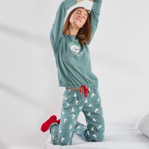 Pižamos su kelnėmis